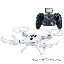DFD F183 RC Quadcopter + Video Camera - 4CH 2.4G 6-Axis Quadcopter Drone UFO