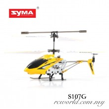 Syma S107g 3.5 Channel Mini Indoor Co-Axial Metal RC Helicopter