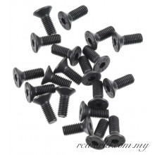 PD0677 M3x8 Countersunk Machined Screw