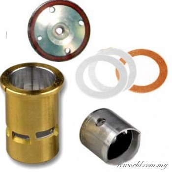 Novarossi 08002-10 Piston/Sleeve Couplings 3,5cc Long Stroke