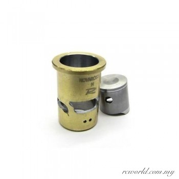 Novarossi 08002/11 Piston/Sleeve Couplings 3,5cc Long Stroke