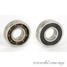 Novarossi 17006 Nova Front Ball Bearing Competition 7 x 17 x 5 w/Rubber