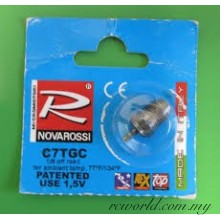 "Novarossi C7TGC Conical ""Turbo C"" Hot Glowplug (5)"
