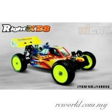 Right Racing 1/8 Scale RTR 4WD Off-Road Buggy (Model NO:138850)