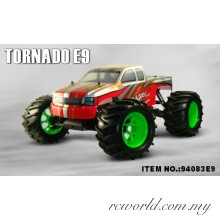 HSP 1/8TH Scale Brushless Electric Power RTR Monster Truck (Model No:94083E9)