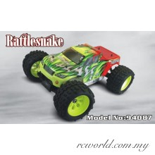 1/8th Scale Nitro Off Road Monster Truck - advanced in Length (Model NO:94087)