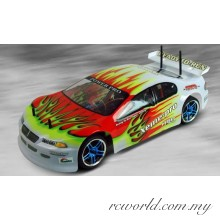 HSP 1/10th Scale Electric Powered On Road Touring Car (Model NO:94103PRO)