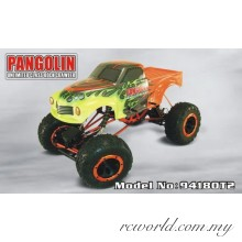 HSP 1/10th Sacle Electric Powered Off-Road Crawler (Model NO:94180-2SER) TWO SERVO