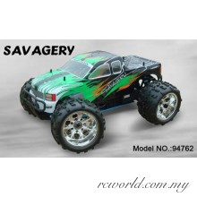 1/8th Scale PRO Nitro Powered Off Road Truck (Model NO:94762)