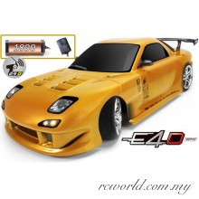TM503011-RX7 1/10 E4D RX7 Drifting Car RTR (New Spec.)