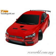 Team Magic 1/10 E4D EVX Electric Brushless RC Drift Car RTR (TM503012-EVX)