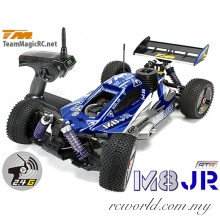 TM560006B 1/8 Nitro - 4WD Buggy - RTR - Pull Start - Team Magic M8JR