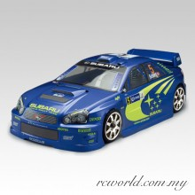 TS-4n Luxe (Subaru Body Shell and Nissan Fairlady Body Shell)
