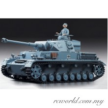 Heng Long RC tanks Panzer Rc Tiger 1/16 PZKPFW.IV AUSF.F2.SD.KFZ.161-1 - 2.4GHz