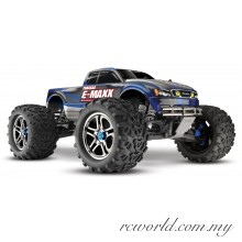 Traxxas 1/10 E-Maxx 4WD Brushless Monster Truck (Model: 39087)