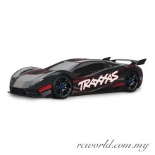 Traxxas 1/7 XO-1 100+MPH 4WD Electric SuperCar (Model: 64077)