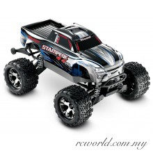 Traxxas 1/10 Stampede 4X4 VXL 4WD Brushless Monster Truck (Model: 67086)