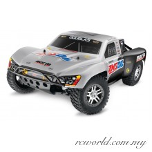Traxxas 1/10 Slash 4X4 Ultimate 60+mph Brushless Pro 4WD Short Course Race Truck (Model: 68077)