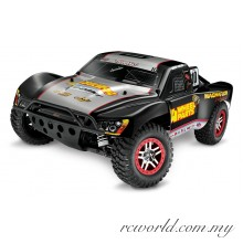 Traxxas 1/10 Slash 4X4 4WD Brushless Short Course Truck (Model: 68086)