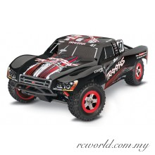 Traxxas 1/16 Slash 4X4 Pro 4WD Short Course Truck Brushed (Model: 70054-1)
